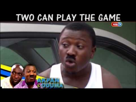 Video (skit): Akpan and Oduma - Madam Said You Should Come And Do Your Own