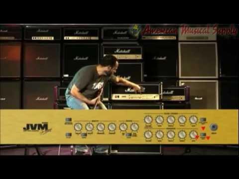 Marshall JVM205H Guitar Amplifier Head - Marshall JVM205H