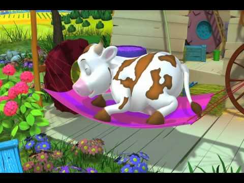 Mi perro Chocolo - Ronda de los animales - Juguemos en el campo