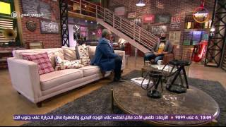 بيومي أفندي - أحمد أمين يتسبب في حالة هرج ومرج داخل الاستوديو
