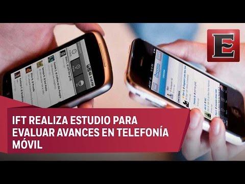 IFT destacó avances en telefonía móvil