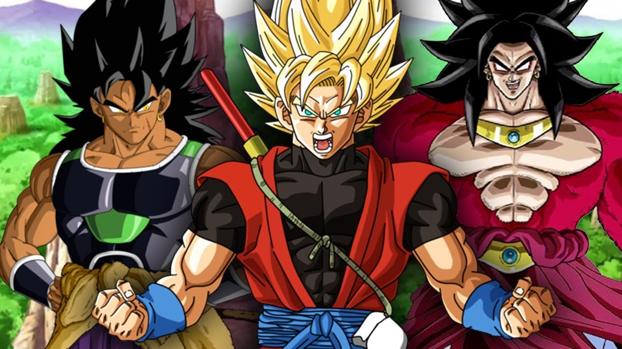 NEW DRAGON BALL ANIME SERIES CONFIRMED Dragon Ball Heroes Anime Universal Survival Prison Planet