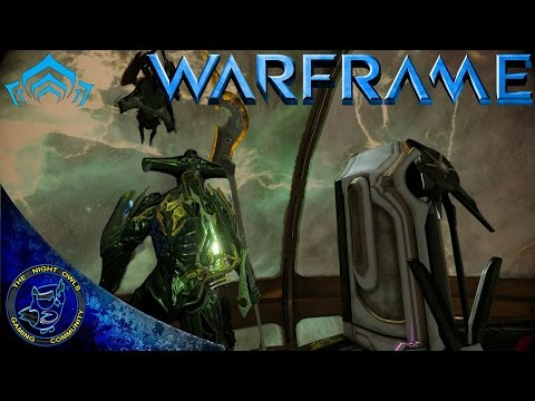 warframe how to get hydroid prime