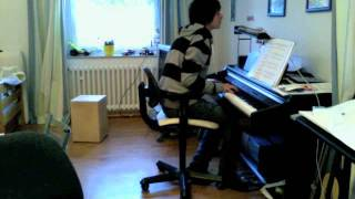 Jamie Cullum - Seven days to change your life (cover)