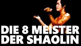 Die 8 Meister der Shaolin (Spielfilm, deutsch, Martial Arts, Kung-Fu) *ganze Filme kostenlos*