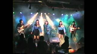 1994年のLive。guitar moon/PGM 3S.