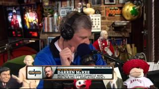 Darren McKee on the Dan Patrick Show (Full Interview) 3/13/14