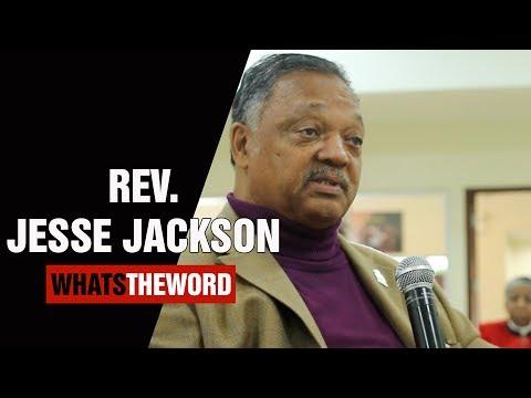 REV. JESSE JACKSON ON DONALD TRUMP WINNING, THE POWER OF MILLENNIALS