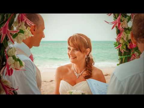 Denis Island Wedding, Seychelles 2017