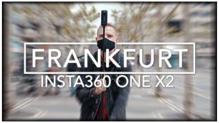 Cinematic HYPERLAPSE through Frankfurt - Insta360 One X2
