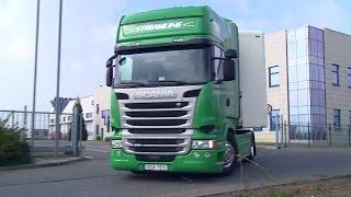 Scania R450 Streamline