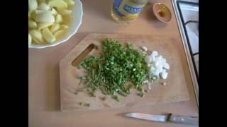 Жареный Картофель в Мультиварке.|жареная картошка с мясом в мультиварке поларис