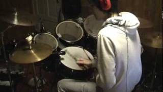Metallica - The Struggle Within Drum Cover 47 of 142