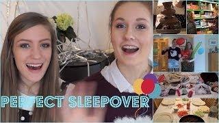HOW TO: Plan the Perfect Sleepover Thumbnail