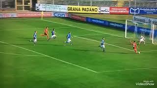 Brescia - Novara 0-1 Serie B (Tutti i Goal)