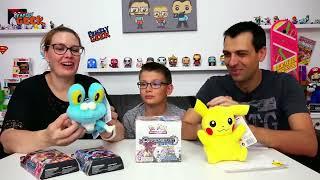 INCROYABLE COLIS de THE POKEMON COMPANY INTERNATIONAL ! Family Geek