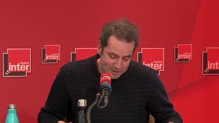 Edouard Philippe, 1er ministre dark d'une société sans espoir - Tanguy Pastureau maltraite l'info
