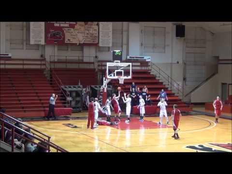 3-23-2012 FAITH Varsity Boy's vs Red River National Christian Homeschool Basketball Tournament