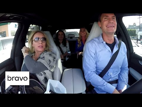 Flipping Out: Car Ride With Lea Black (Season 10, Episode 5) | Bravo