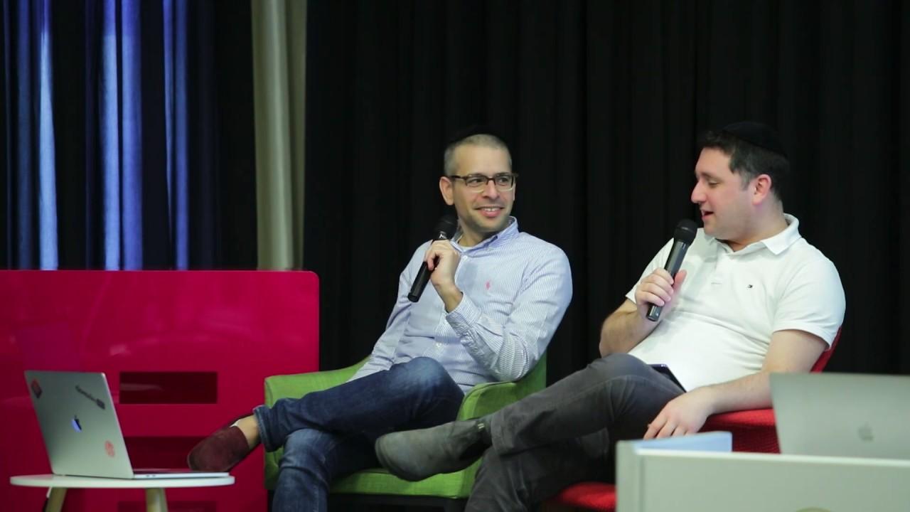 אלמנטור - יוני לוקסנברג ואריאל קליקשטיין - איך הכל התחיל