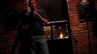 Simon Mclongcock stand-up DK @ open mic le bar bat aalborg 20/1-10 part 3