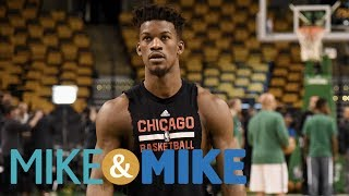 Did Bulls Coach Lead To Jimmy Butler Trade? | Mike & Mike | ESPN thumbnail