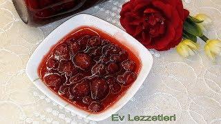 Çilek reçeli tarifi - Kahvaltılık tam kıvamında reçel tarifi - Ev Lezzetleri