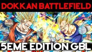 Guide Dokkan Battlefield 5ème EDITION GBL - DOKKAN