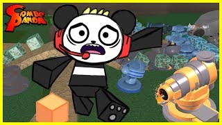 Roblox Mechacubes Let's Play with Combo Panda