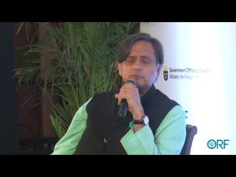 The India Trilateral Forum 12 | Shashi Tharoor in conversation with Samir Saran