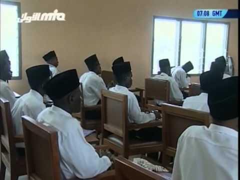 Visit to Jamia Ahmadiyya Ghana in 2004 (Urdu commentary)