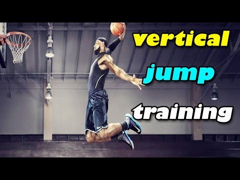 4 weeks vertical jump training for beginners
