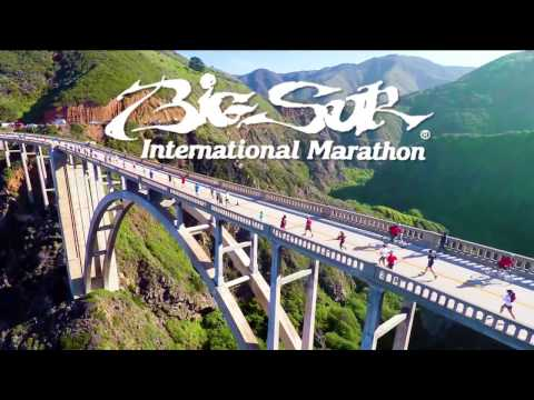 Big Sur International Marathon Preview Video 2017