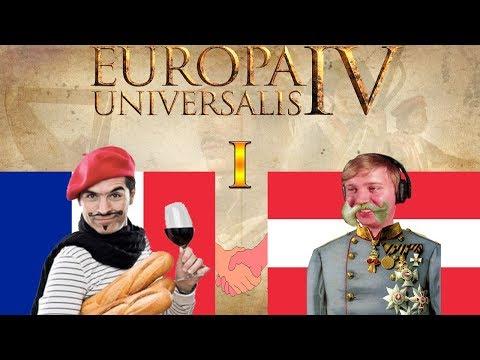 Europa Universalis 4 Coop #1 - Der Bund der zwei Reiche