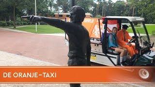 De Oranje-Taxi met Jackie Groenen