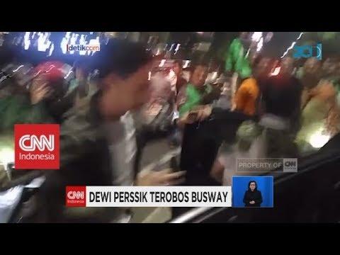 Dewi Perssik Terobos Busway, Bagaimana Aturannya?