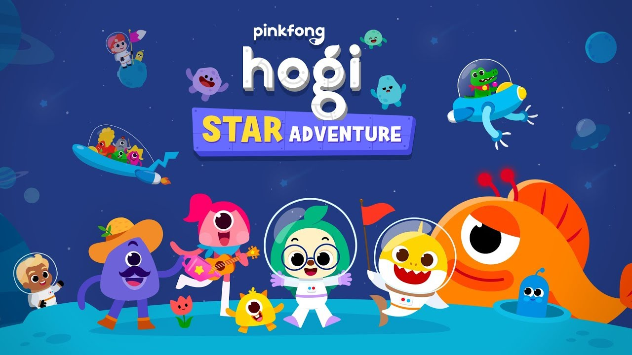 [App Trailer] Pinkfong Hogi Star Adventure