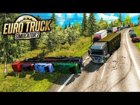 Euro Truck Simulator 2 OFFLINE | Scandinavia #4