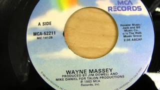 "Wayne Massey ""Lover In Disguise"""