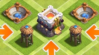 Clash of Clans - 5 Things Town Hall 11 Needs! Gem Mines, New Troop Levels! CoC Update!