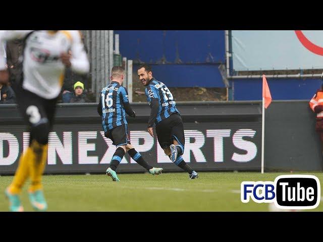 2012-2013 - Jupiler Pro League - 27. Sporting Lokeren - Club Brugge 1-1