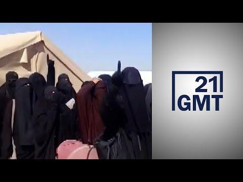 منظمة حقوقية تدعو تونس للتعامل بإنسانية مع النساء المرحلات من بؤر توتر