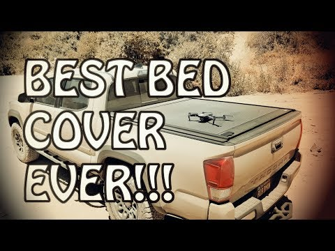 Gatortrax by Retrax roll up bed cover tonneau Toyota Tacoma
