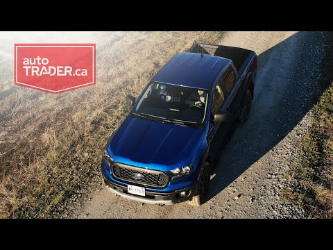 2019 Ford Ranger Review (ALL-NEW!)