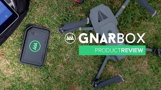 Gnarbox Product Review - Portable backup and editing solution on the go