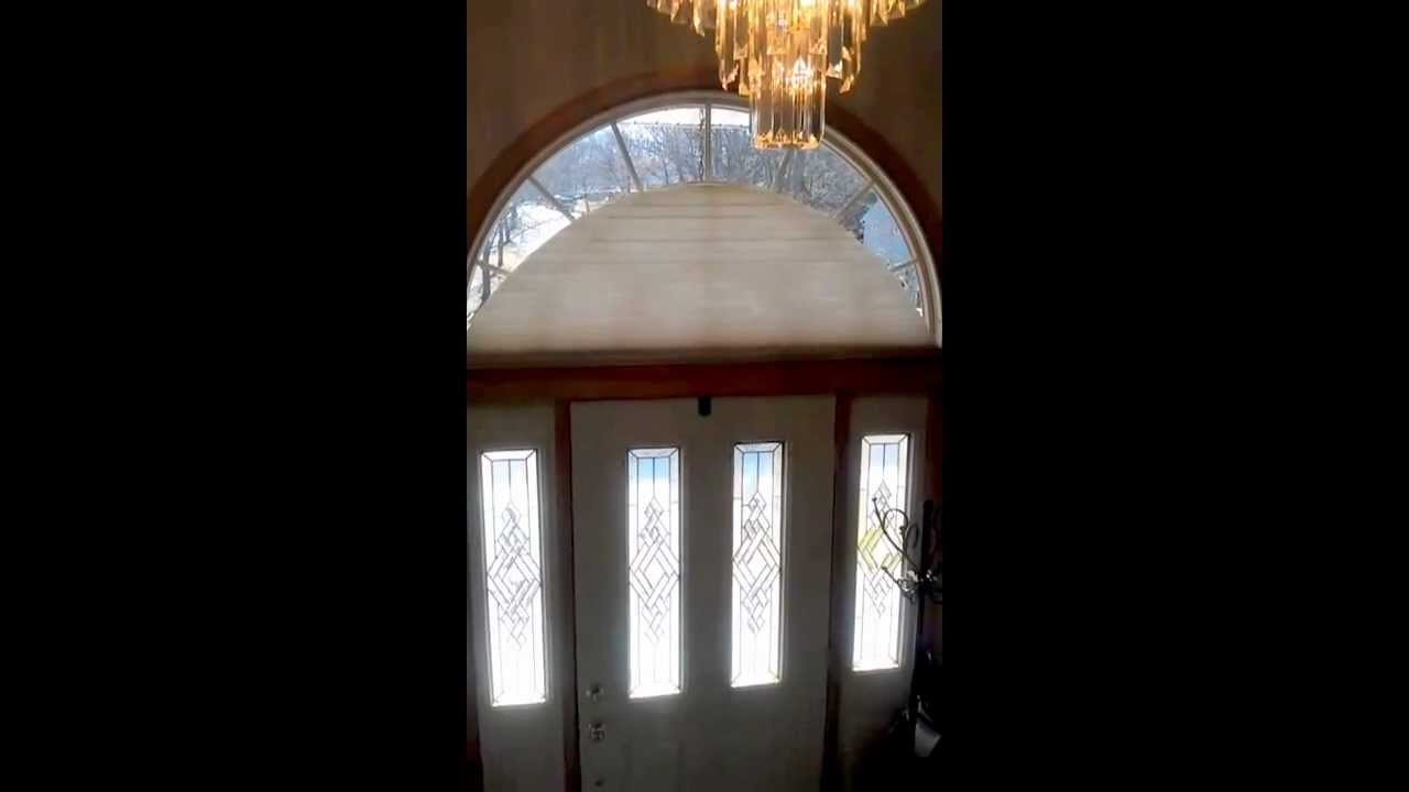 Arch Movable Shade Youtube