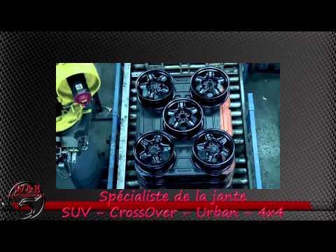SPECIALISTE JANTES SUV CrossOver Urban 4x4