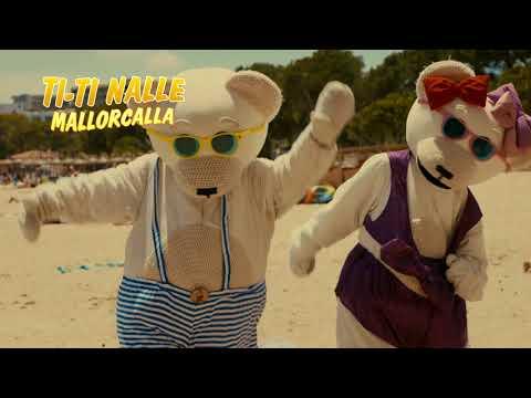 Ti-Ti Nalle Mallorcalla - Uimaan, pulikoimaan