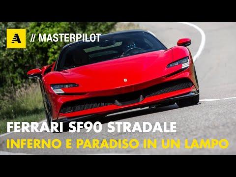 FERRARI SF90 Stradale | Dall'INFERNO al PARADISO in un lampo… | TEST DRIVE