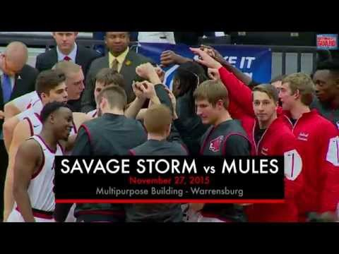 Mules Basketball: No. 16 UCM tops Southeastern OK in OT on Woodson 3